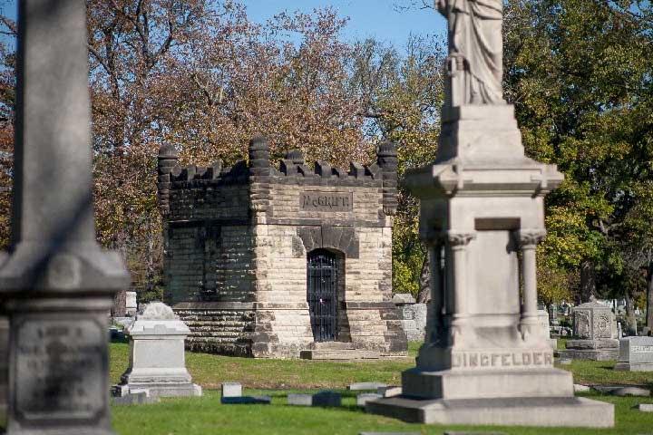Personal Mausoleum